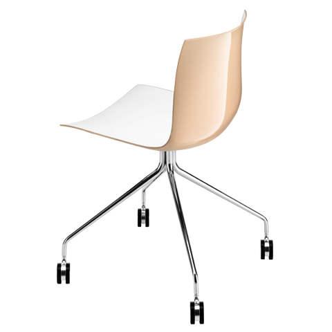 catifa 46 modell 0369 drehstuhl auf rollen ohne armlehnen. Black Bedroom Furniture Sets. Home Design Ideas