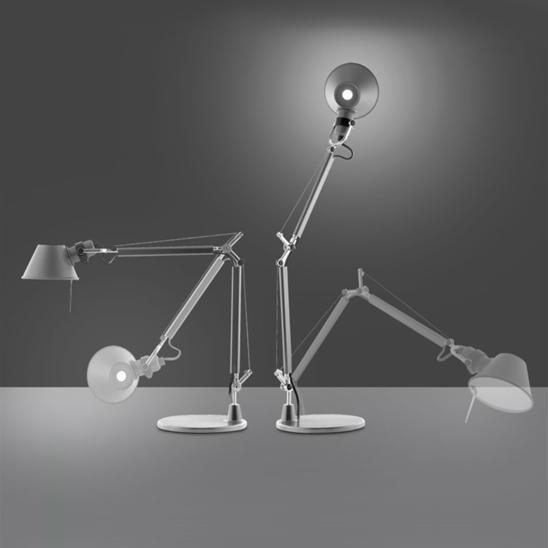 talo artemide leuchtmittel wechseln einer