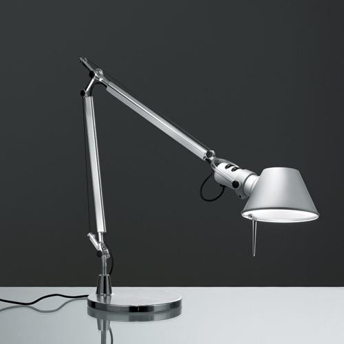 tischleuchte tolomeo mini tavolo led mwl von artemide. Black Bedroom Furniture Sets. Home Design Ideas