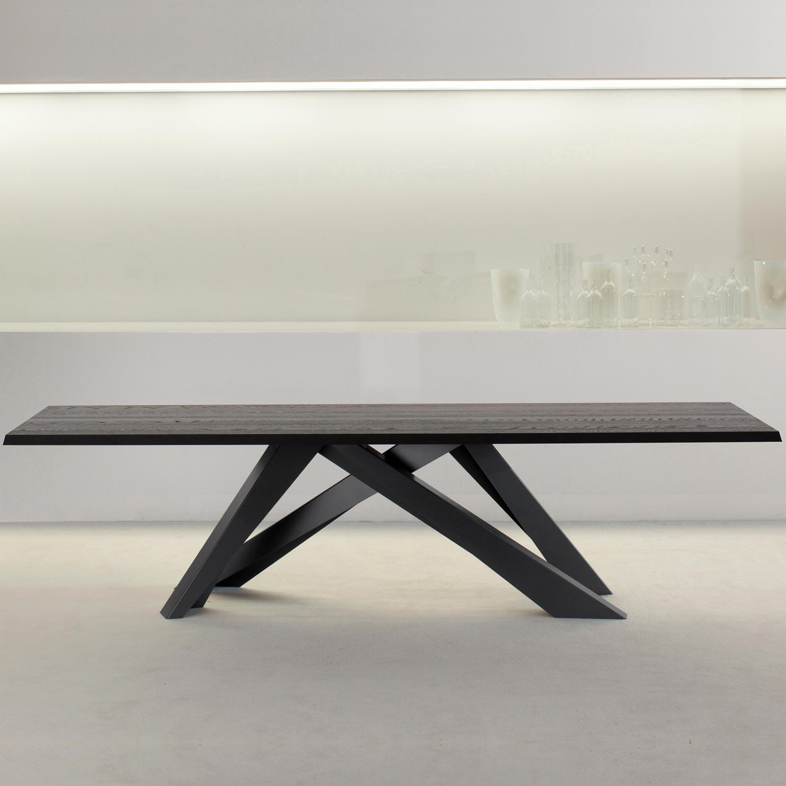 Massivholztisch Big Table von Bonaldo
