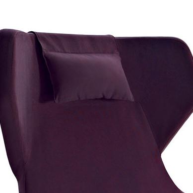 kopfst tze f r sessel metropolitan 39 14 von b b italia. Black Bedroom Furniture Sets. Home Design Ideas