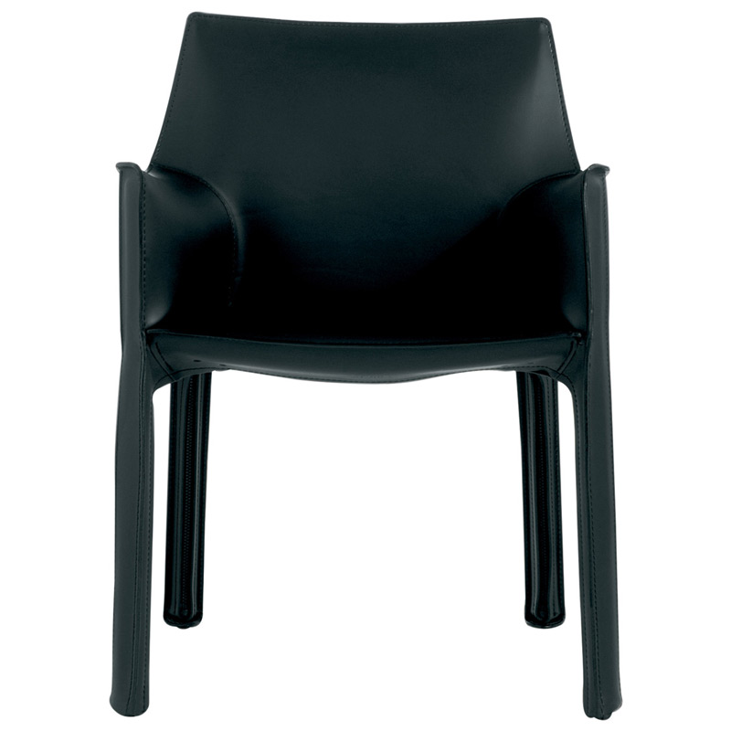 armlehnstuhl cab 413 von cassina. Black Bedroom Furniture Sets. Home Design Ideas