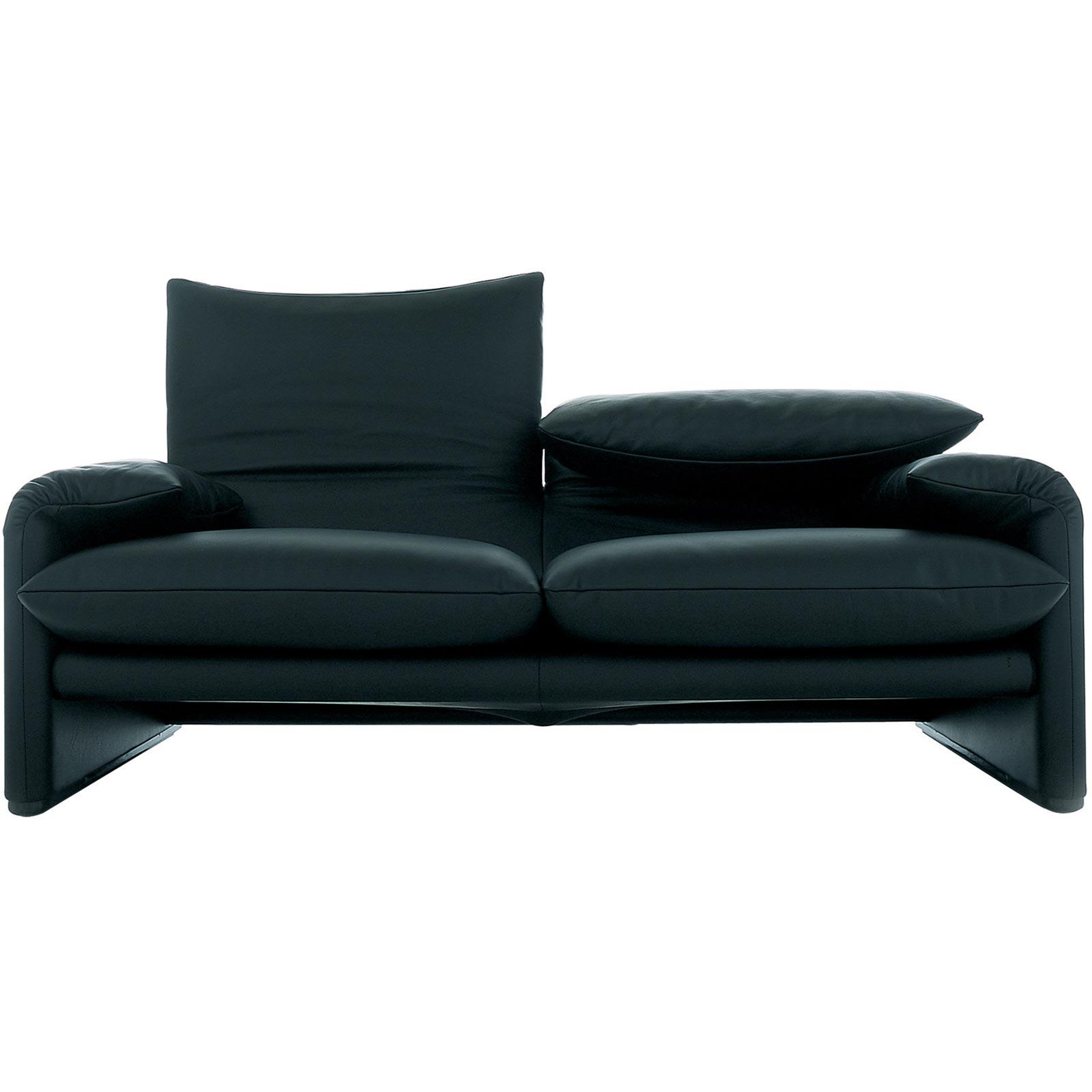 sofaprogramm maralunga von cassina. Black Bedroom Furniture Sets. Home Design Ideas