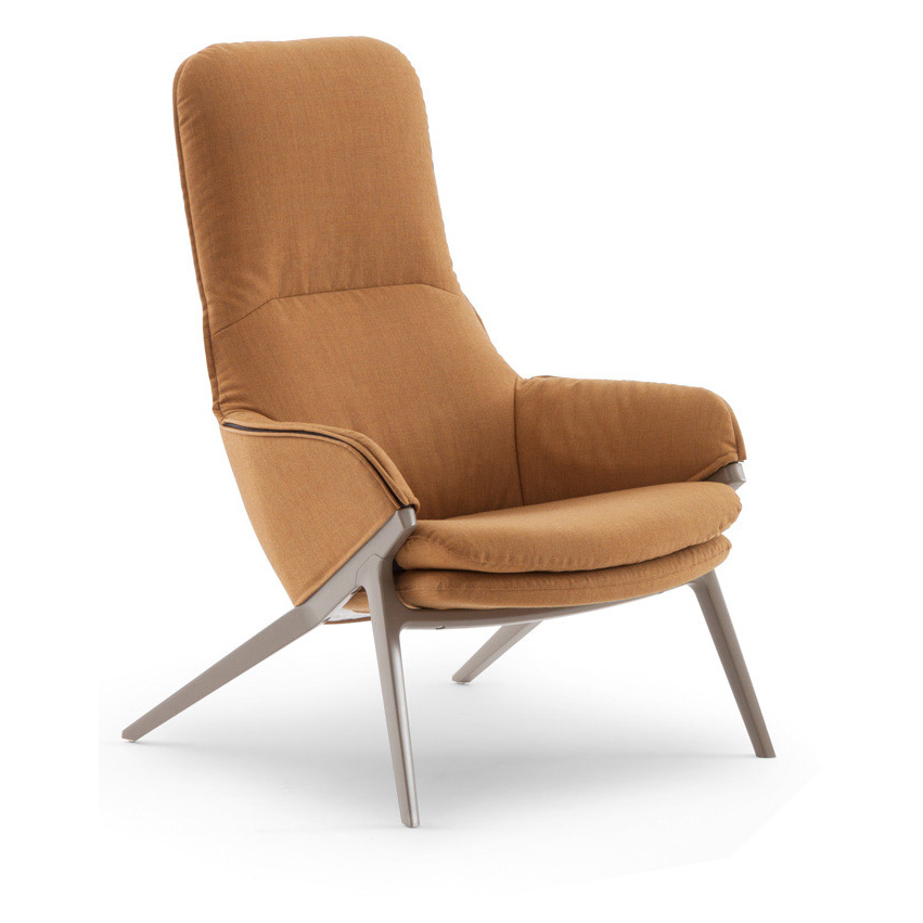Armchair P22 By Cassina