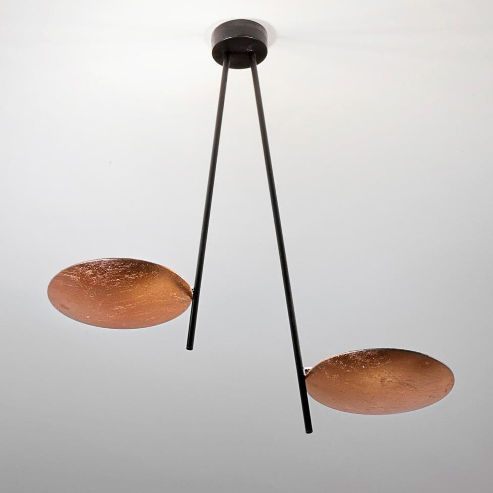 lederam c2 led deckenleuchte von catellani smith. Black Bedroom Furniture Sets. Home Design Ideas
