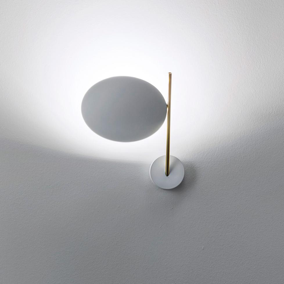 lederam wb1 led wandleuchte von catellani smith. Black Bedroom Furniture Sets. Home Design Ideas