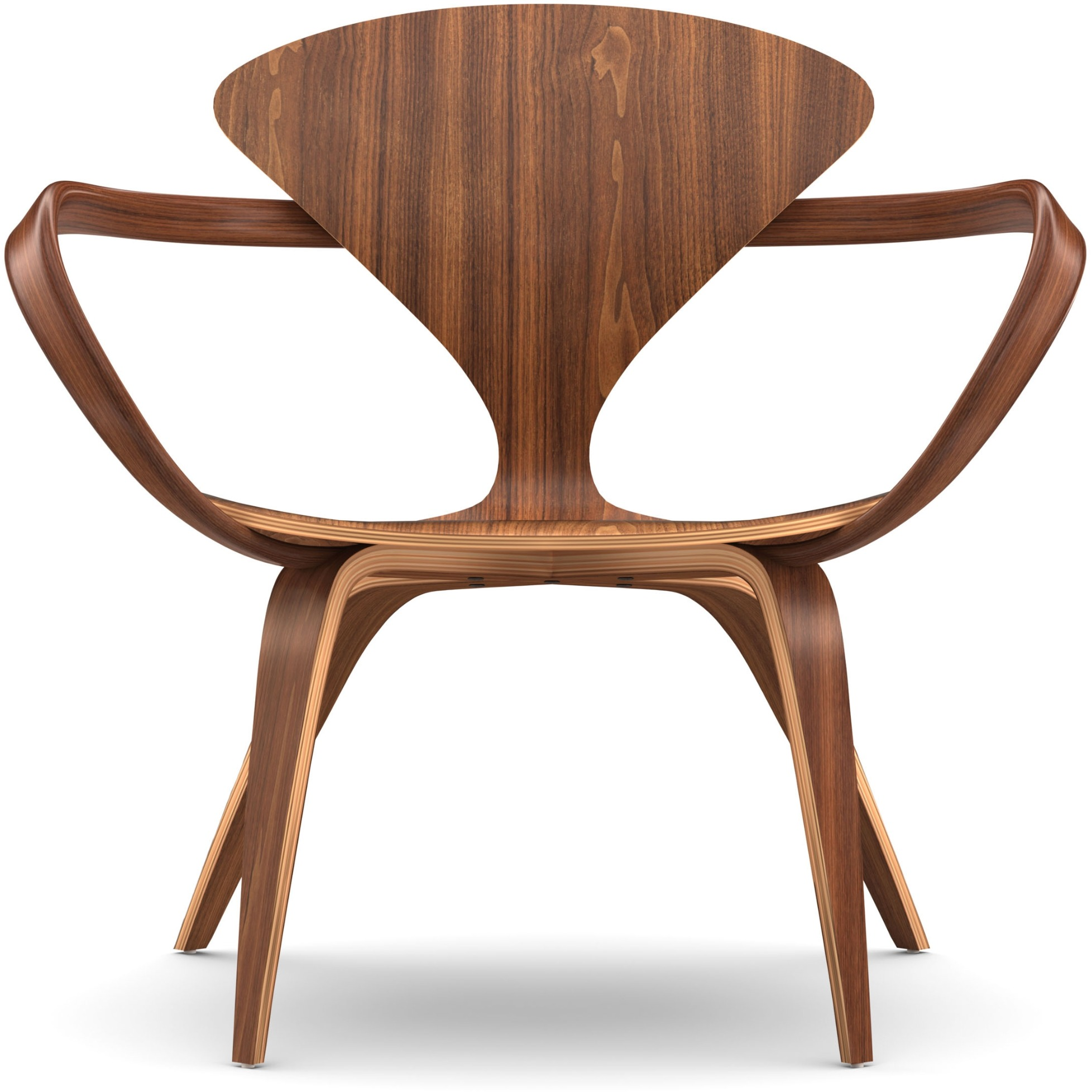 Lounge Armchair By Cherner