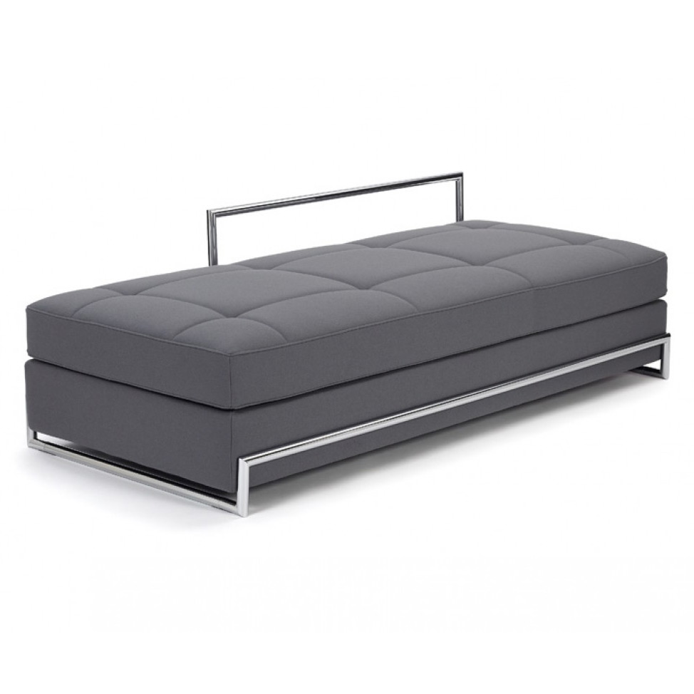 daybed von classicon eileen gray. Black Bedroom Furniture Sets. Home Design Ideas