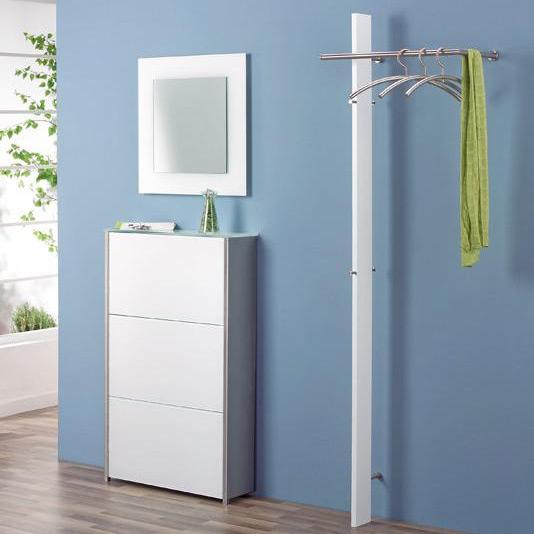schuhschrank atlantic von d tec. Black Bedroom Furniture Sets. Home Design Ideas