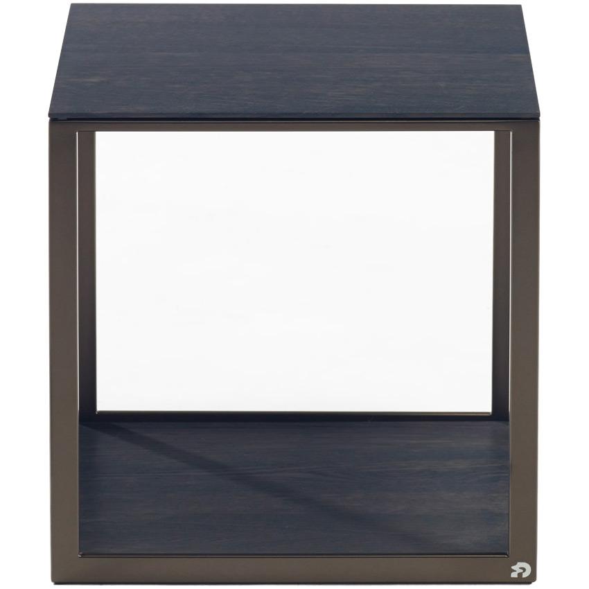 kendo w rfel beistelltisch holz von draenert. Black Bedroom Furniture Sets. Home Design Ideas