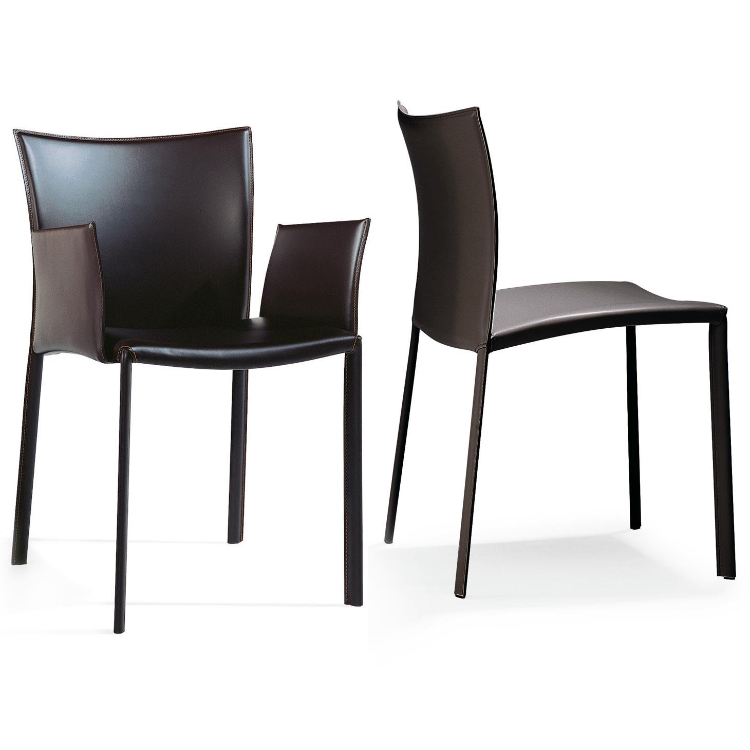 stuhl nobile 2072 von draenert. Black Bedroom Furniture Sets. Home Design Ideas