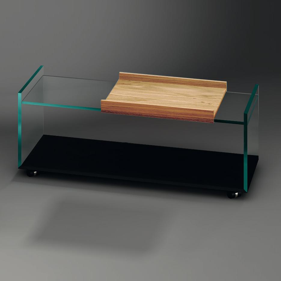 - Tray Glass Coffee Table By Dreieck Design