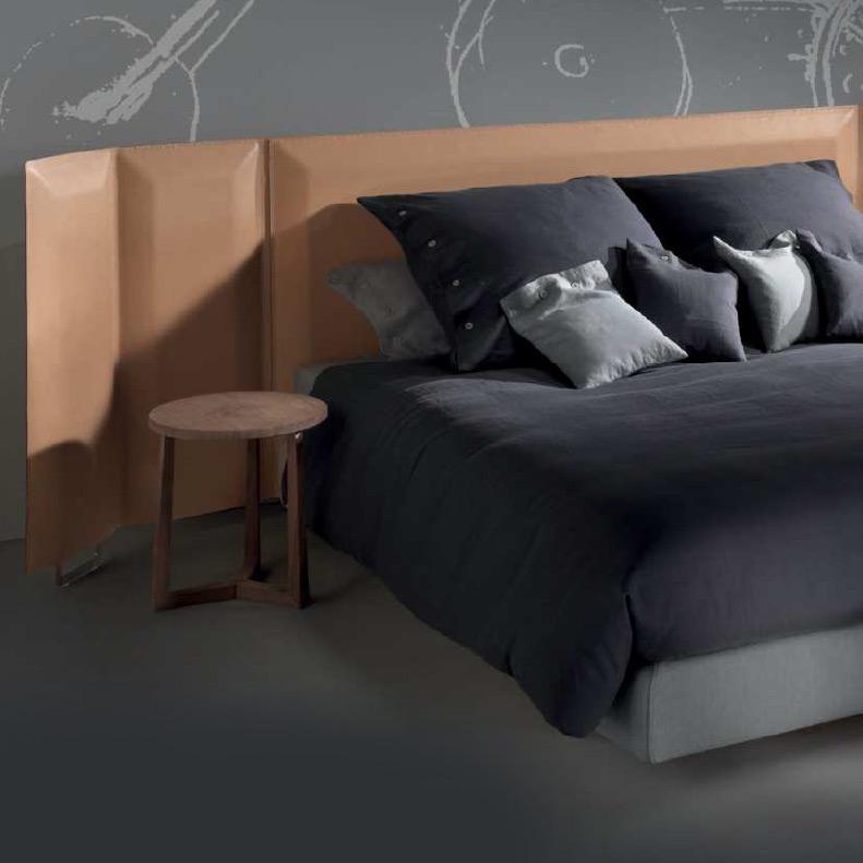 bett eden von flexform. Black Bedroom Furniture Sets. Home Design Ideas