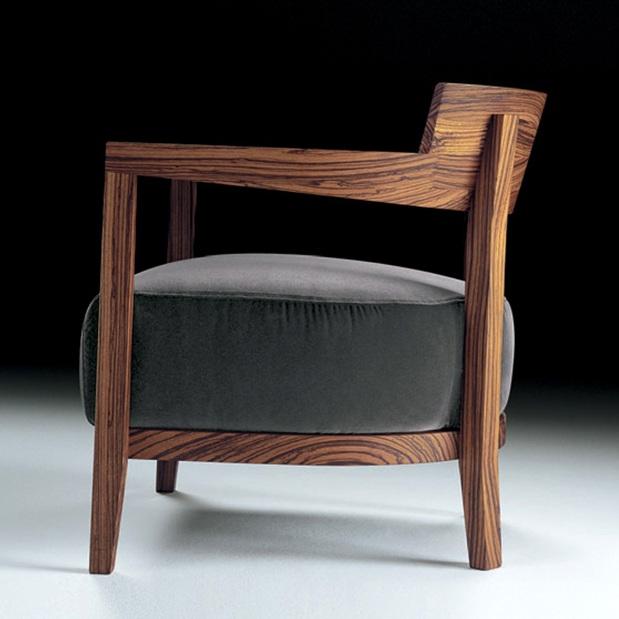 sessel jenny von flexform. Black Bedroom Furniture Sets. Home Design Ideas