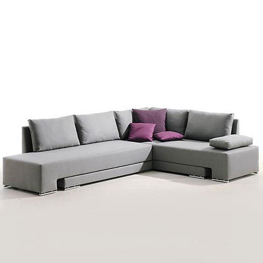 verwandelbares sofa vento von franz fertig. Black Bedroom Furniture Sets. Home Design Ideas