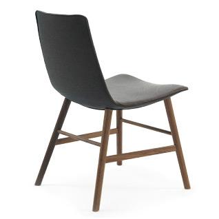 Stuhl amelie basic mit holzgestell von freifrau for Stuhl tobias