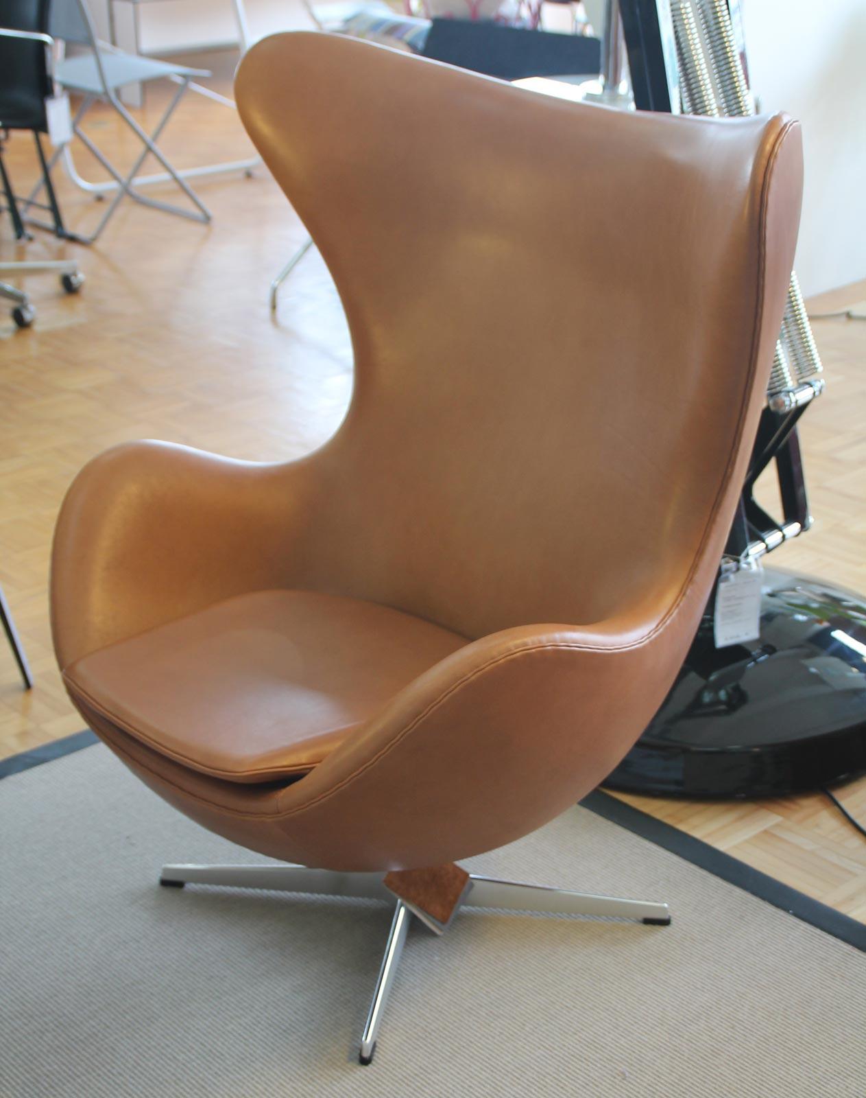 fritz hansen sessel das ei das ei egg chair sessel fritz. Black Bedroom Furniture Sets. Home Design Ideas