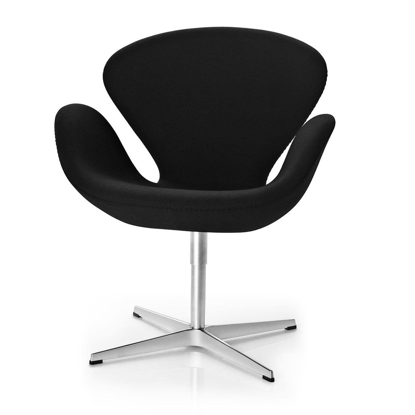 armchair swan by fritz hansen. Black Bedroom Furniture Sets. Home Design Ideas