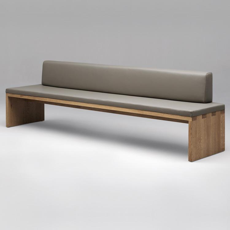 sitzbank sc 02 teilgepolstert von janua. Black Bedroom Furniture Sets. Home Design Ideas