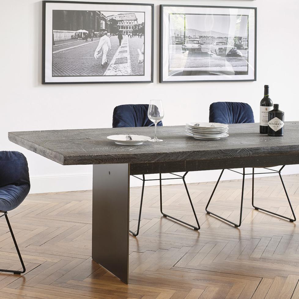 esstisch sk 04 von janua. Black Bedroom Furniture Sets. Home Design Ideas