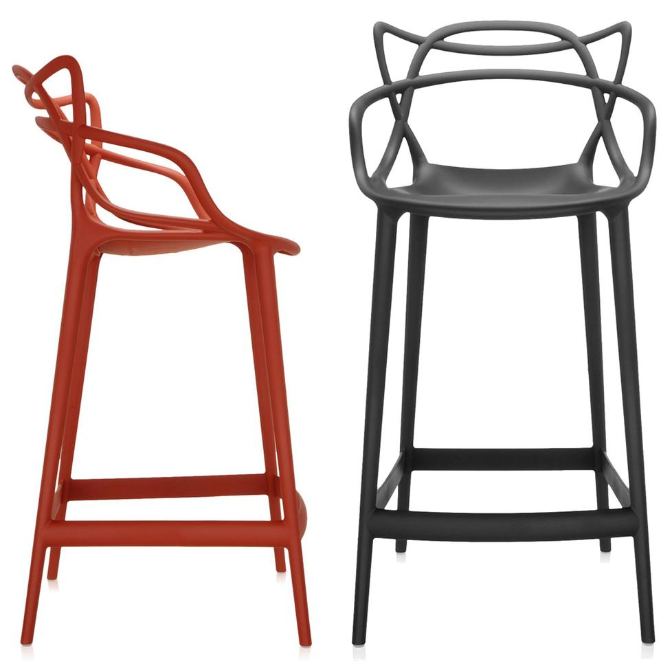 Bar Stool Masters Stool By Kartell