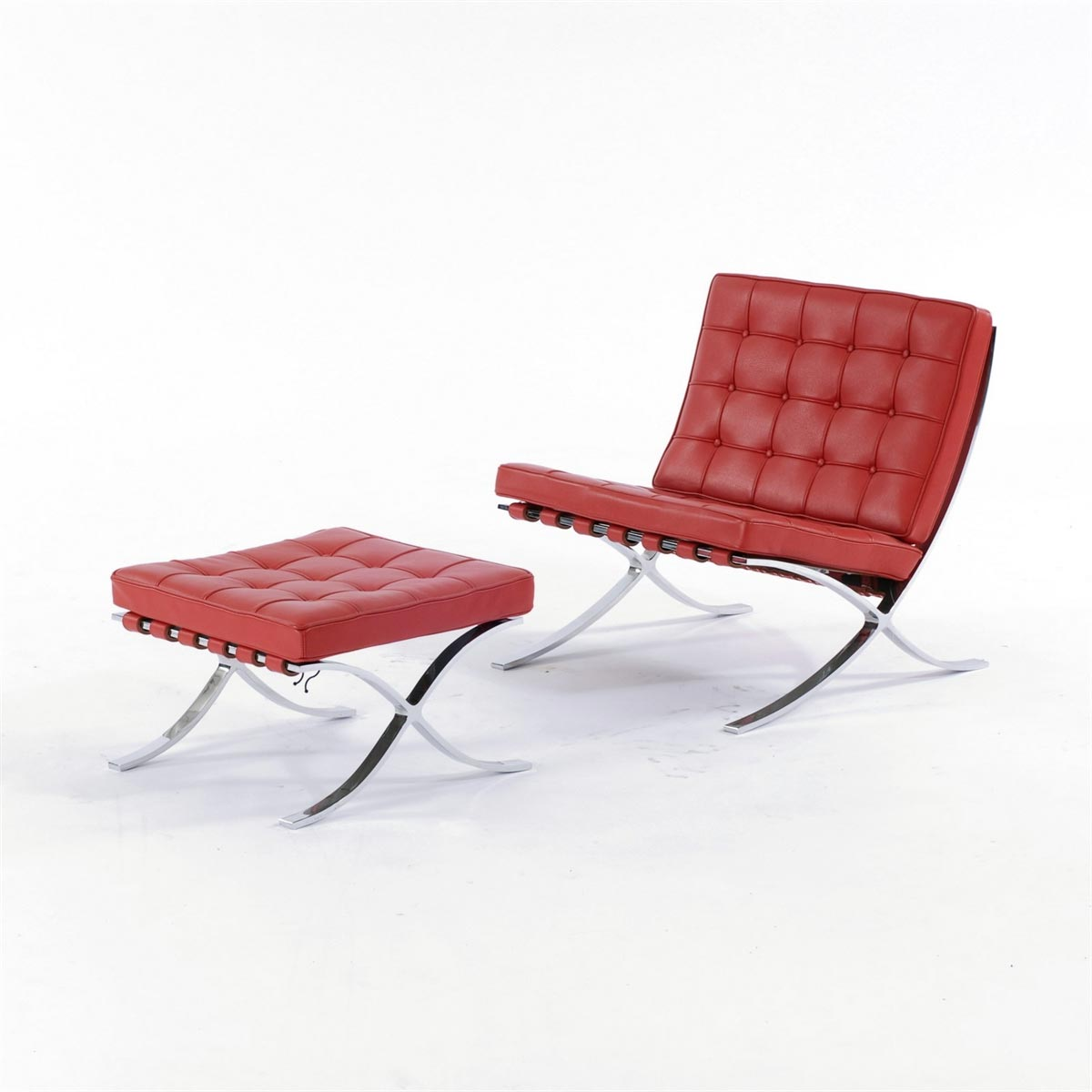 Sessel barcelona von knoll international for Barcelona sessel nachbau
