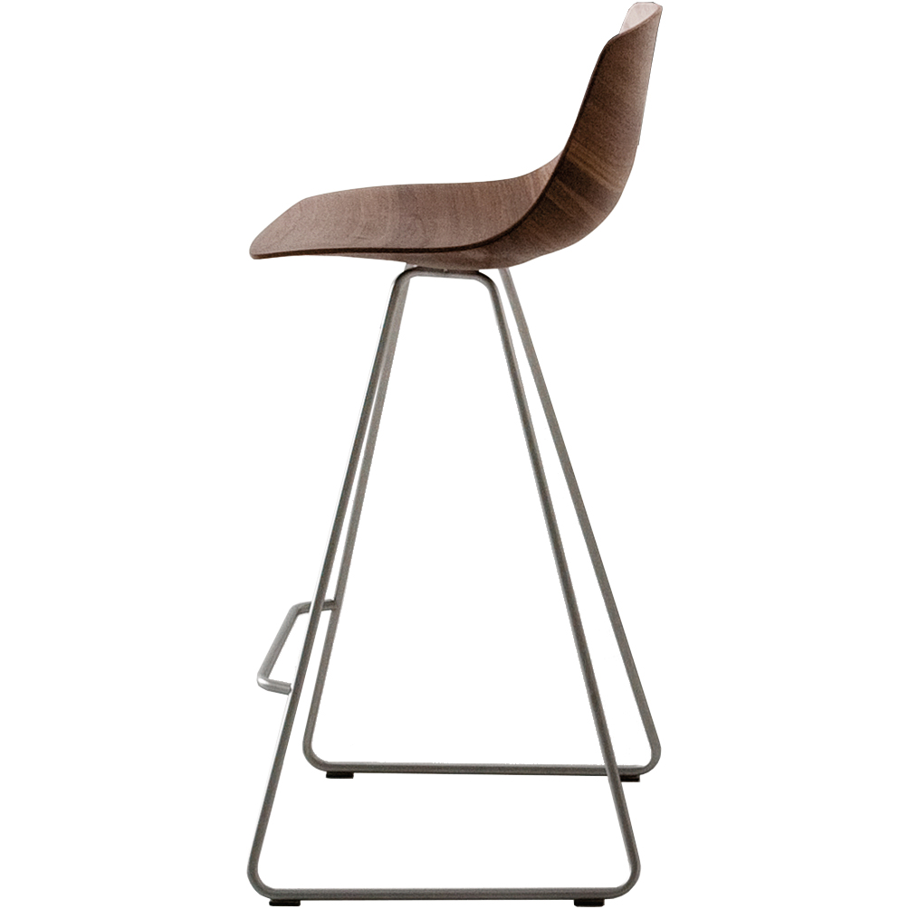 Stool Miunn With Sled Base 65cm By Lapalma