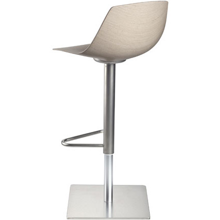 bar stool miunn by lapalma. Black Bedroom Furniture Sets. Home Design Ideas