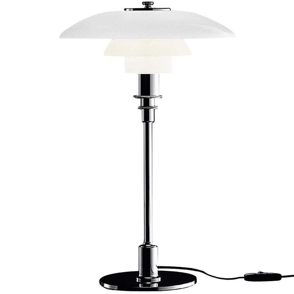 leuchte ph 3 2 table von louis poulsen. Black Bedroom Furniture Sets. Home Design Ideas