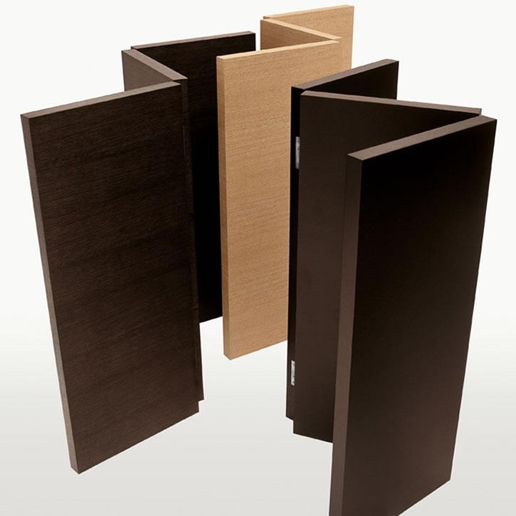 paravent arke von maxalto. Black Bedroom Furniture Sets. Home Design Ideas