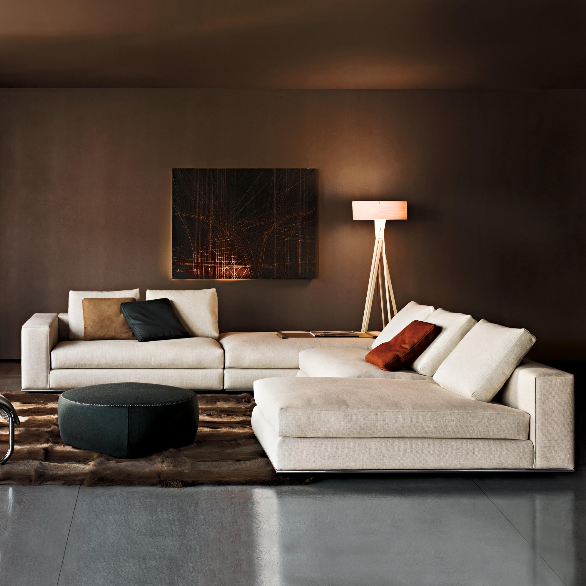 Minotti Bedroom Minotti At Urban Rush By Livingspace Canada Smink Art Design Furniture Art