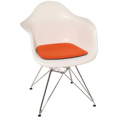 sitzkissen sfc 015 f r den eames arm chair. Black Bedroom Furniture Sets. Home Design Ideas