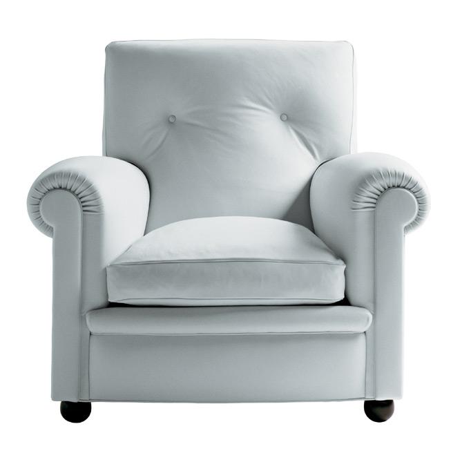 Sofa series Edoardo by Poltrona Frau