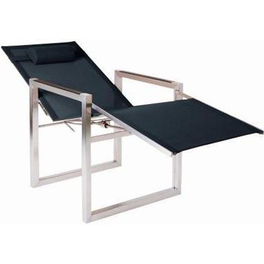 Ninix 65 Garden Relax Chair By Royal Botania