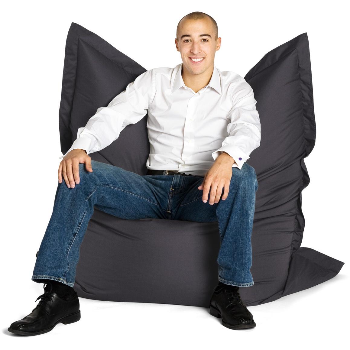 sitzsack sitzkissen bull von sittung bull. Black Bedroom Furniture Sets. Home Design Ideas