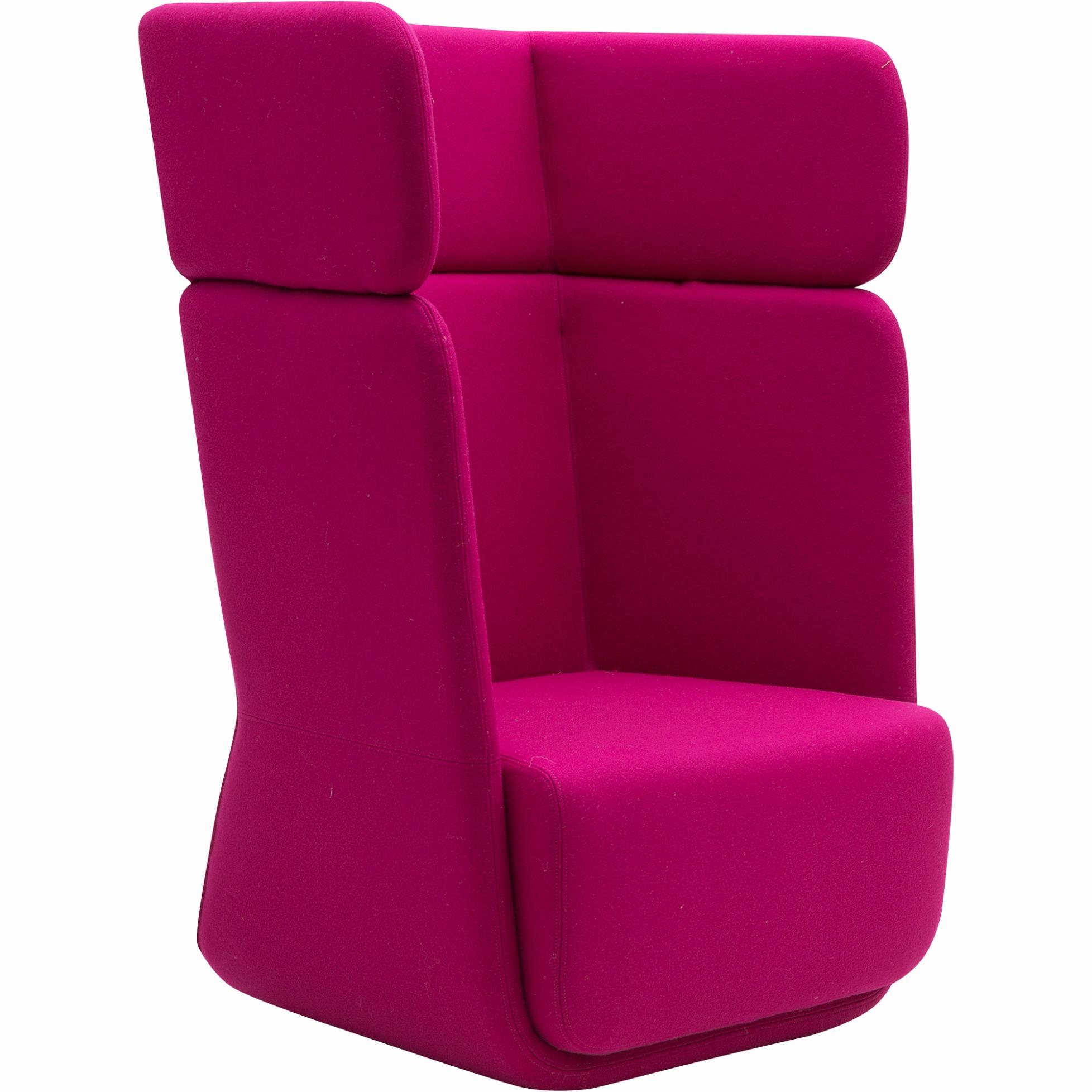 Sessel basket hoch von softline for Sessel schmal hoch