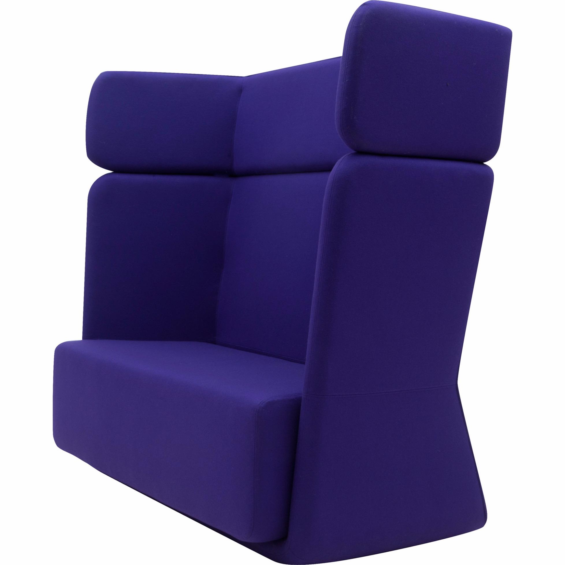 Sessel sofa hoch von softline for Sessel schmal hoch