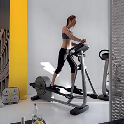 Cross trainer cross forma by techno gym for Gimnasio gym forma