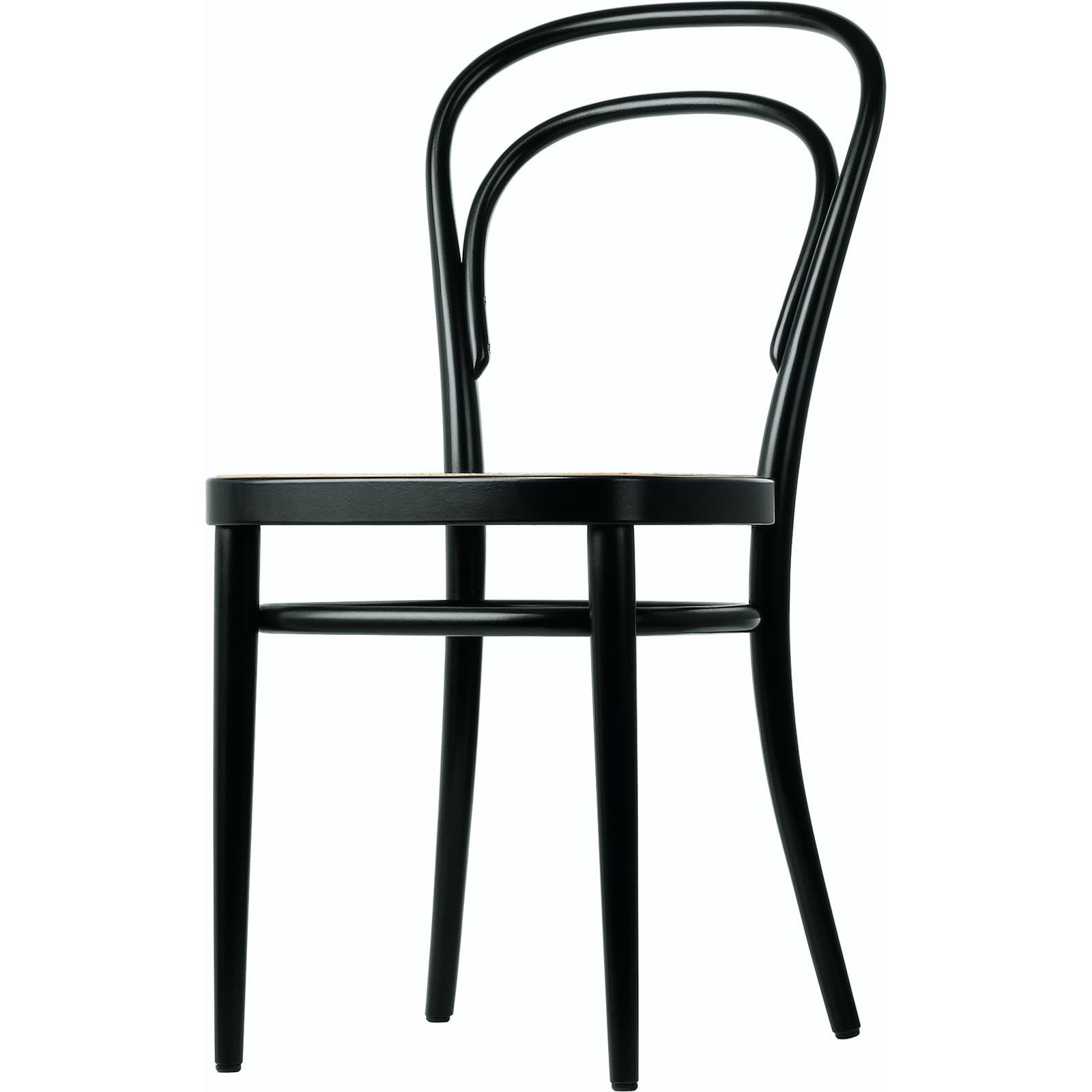 stuhl 214 von thonet. Black Bedroom Furniture Sets. Home Design Ideas