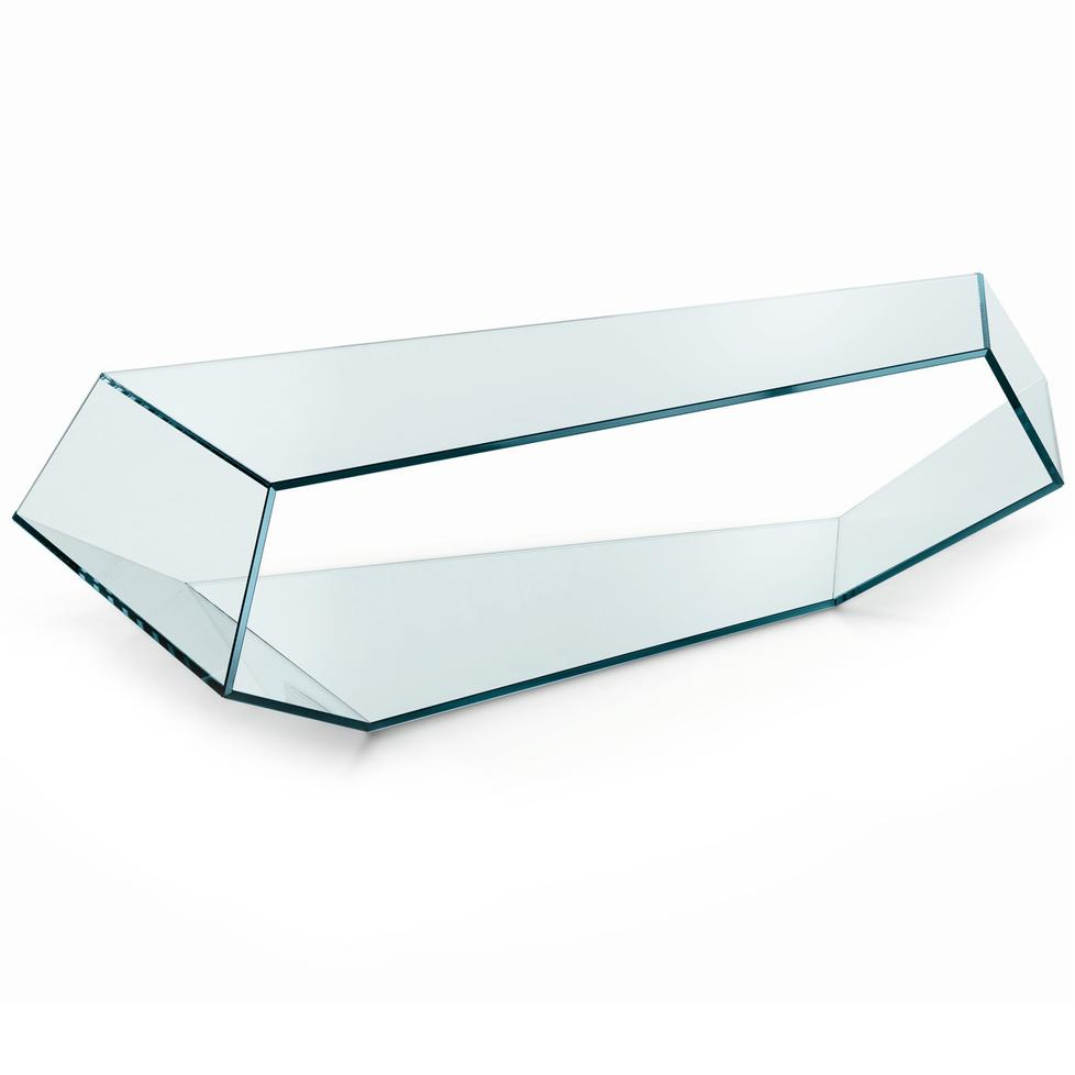 awesome glastisch design karim rashid tonelli gallery