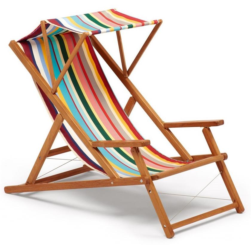 cabin liegestuhl mit dach von weish upl. Black Bedroom Furniture Sets. Home Design Ideas