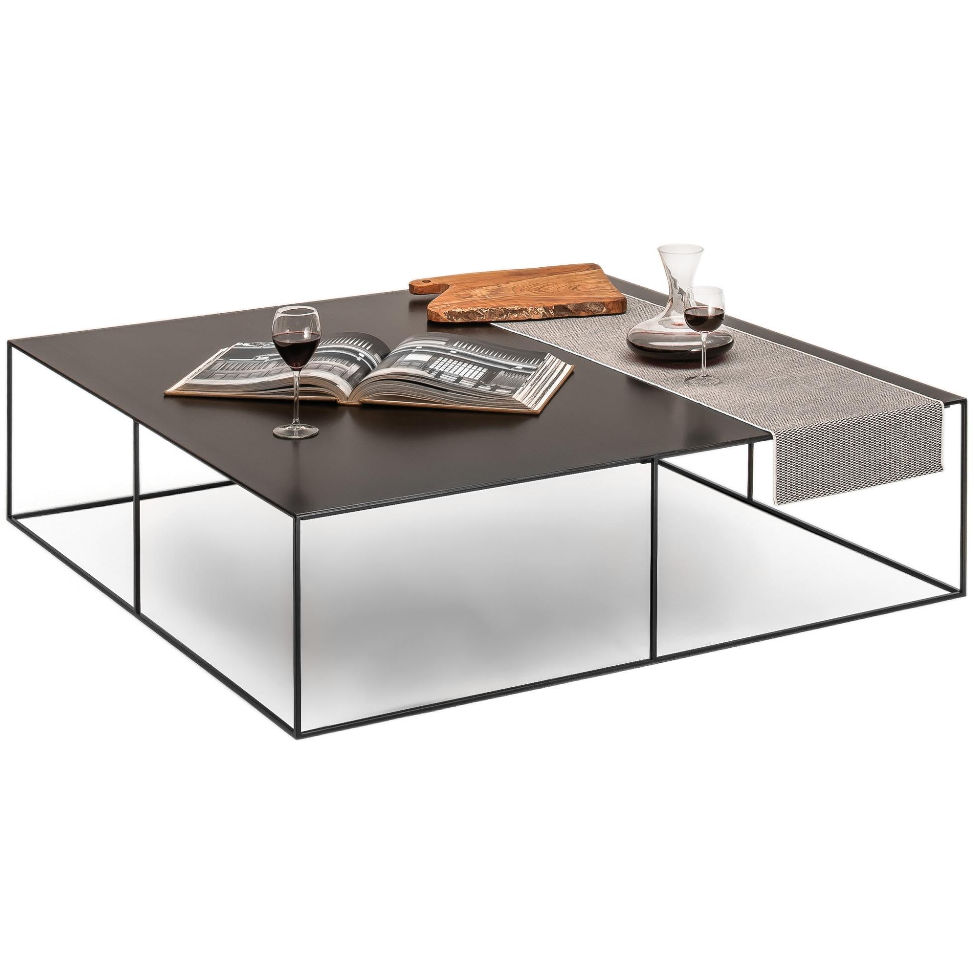 Slim Irony Coffee Table By Zeus