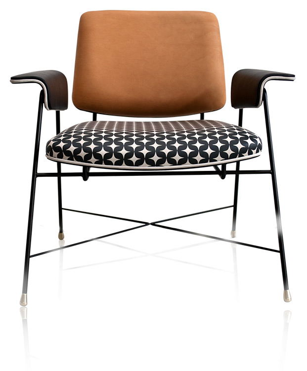 bauhaus special edition chair by baxter. Black Bedroom Furniture Sets. Home Design Ideas