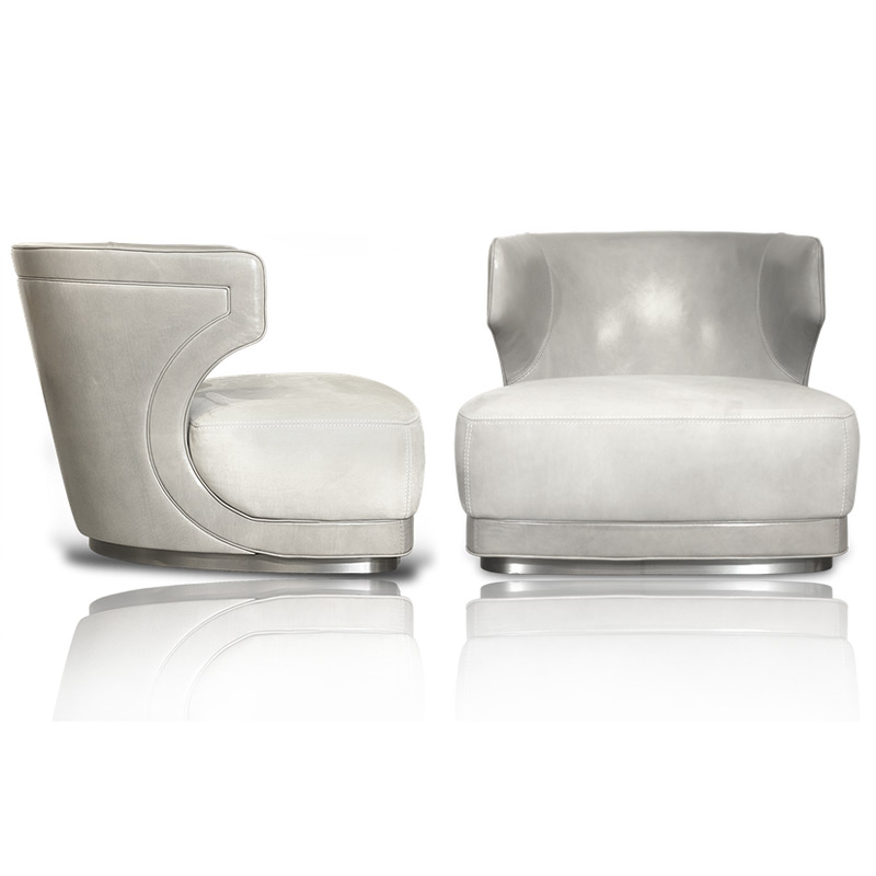 Armchair Etienne By Baxter