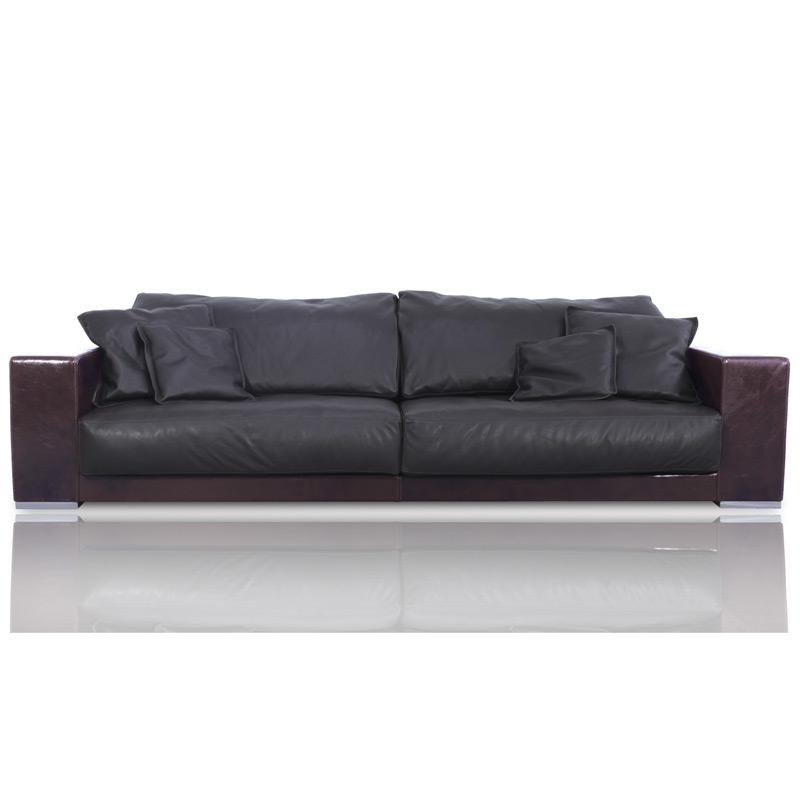sofa budapest von baxter. Black Bedroom Furniture Sets. Home Design Ideas