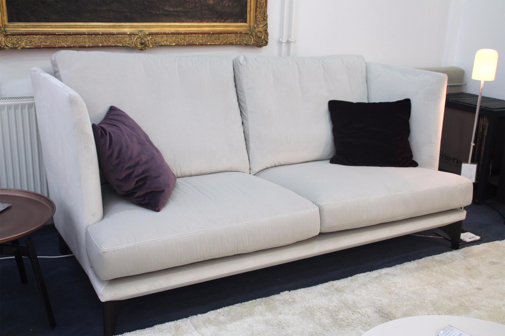 polo sofa bank von bielefelder werkst tten. Black Bedroom Furniture Sets. Home Design Ideas