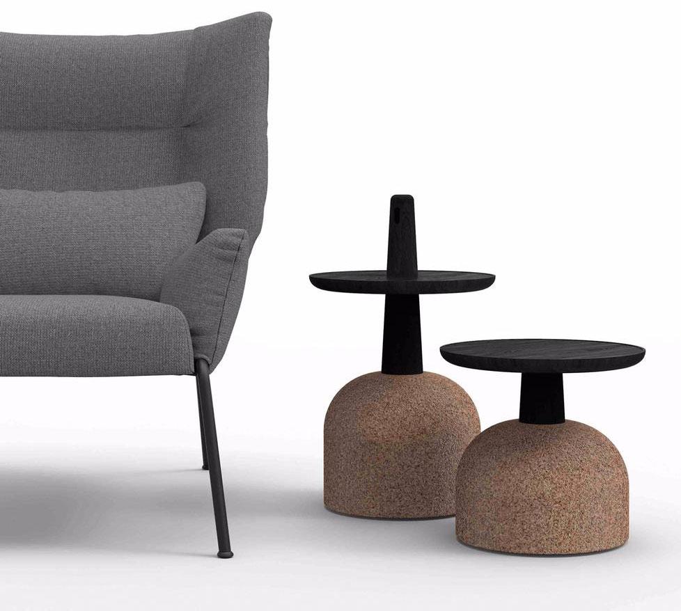 beistelltisch assemblage small von bonaldo. Black Bedroom Furniture Sets. Home Design Ideas