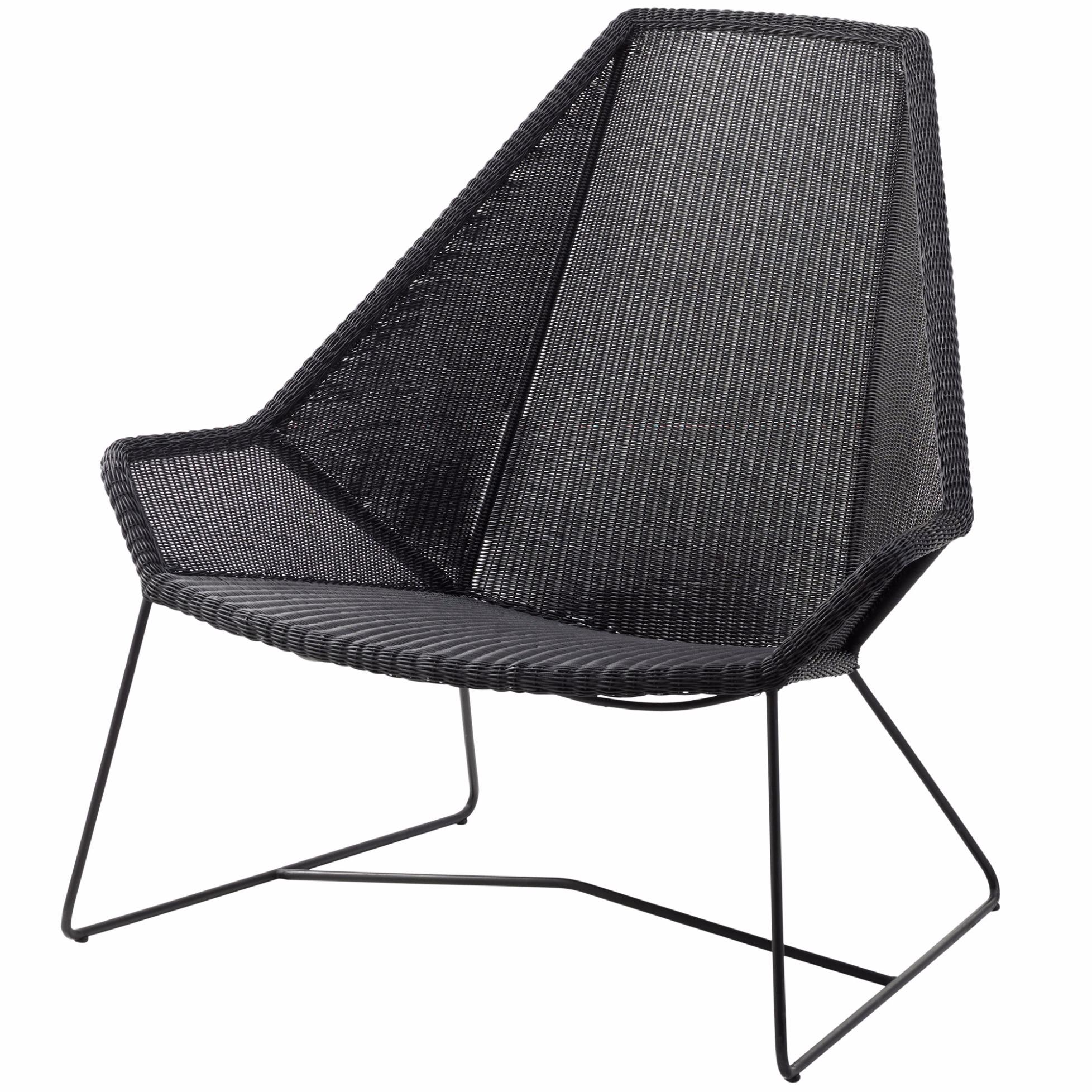 highbacksessel breeze von cane line. Black Bedroom Furniture Sets. Home Design Ideas