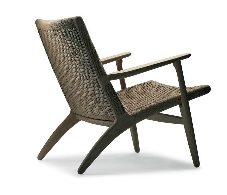 sessel ch25 von carl hansen. Black Bedroom Furniture Sets. Home Design Ideas