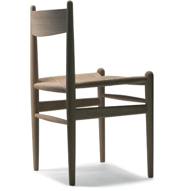 stuhl ch36 armlehnstuhl ch37 von carl hansen. Black Bedroom Furniture Sets. Home Design Ideas